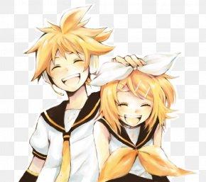 Hatsune Miku - Kagamine Rin/Len Vocaloid Image Hatsune Miku Drawing PNG