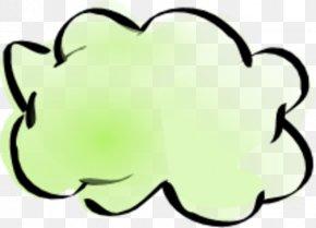 Green Cloud Cliparts - Cloud Computing Internet Clip Art PNG