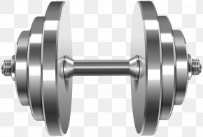 Weight Set Free Clip Art Image - Dumbbell Icon Vector Barbell PNG