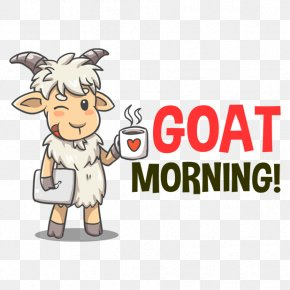 Goat - Goat Simulator Sticker Clip Art PNG
