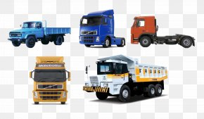 Truck - Car Pickup Truck Commercial Vehicle PNG