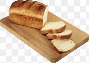 Bread - White Bread Sliced Bread PNG