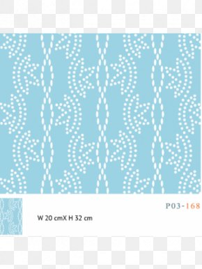 Design - Graphic Design Textile Blue Pattern PNG