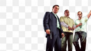Computer - Grand Theft Auto V Video Game Personal Computer PC Game PNG