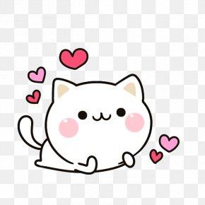 Kitten Love - Keyboard Cat Computer Keyboard Hello Kitty Download PNG