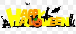 Halloween,happy,Cartoon - Halloween Jack-o'-lantern Party PNG