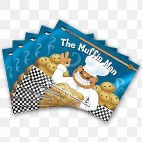 Go Diego Go Phonics Reading Program - The Muffin Man Education Reading Literacy PNG