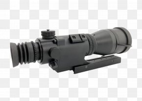Night Vision - Night Vision Device Visual Perception Telescopic Sight Reticle PNG