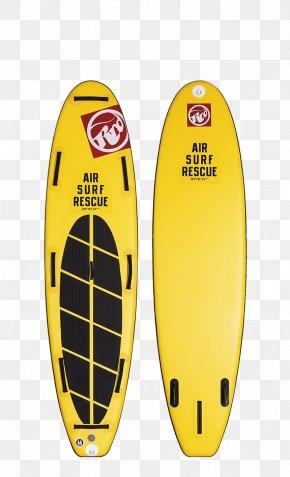 Surfing Board Image - Standup Paddleboarding Surf Lifesaving Surfing Lifeguard PNG