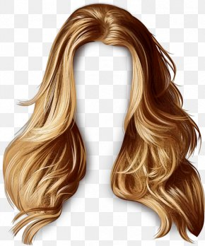 Western Style Long Hair To Pull Free Stock Photos - Hairstyle Wig Artificial Hair Integrations PNG