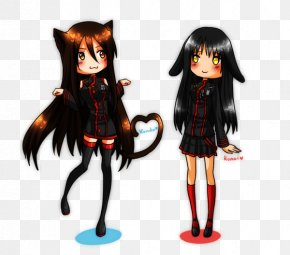 Doll - Black Hair Doll Legendary Creature Supernatural PNG