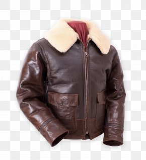 Jacket - Leather Jacket Eastman Flight Jacket United States Army Air Forces PNG