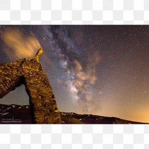 Via Lactea - Sky Cloud Vilaflor, Santa Cruz De Tenerife Sunset Photography PNG