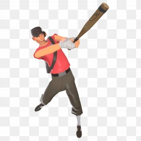 Scout - Left 4 Dead 2 Team Fortress 2 Weapon Baseball Bats Wiki PNG