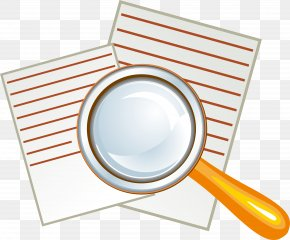 Magnifying Glass Vector Element - Paper Magnifying Glass 2013 Ford Escape PNG