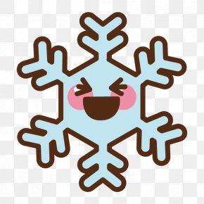 Snow - Snowflake Crystal Winter PNG