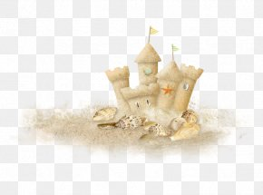 Beach Material - Sand Art And Play Castle Clip Art PNG