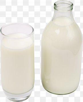Milk Bottle PNG - Soy Milk Buttermilk Bottle Cow's Milk PNG