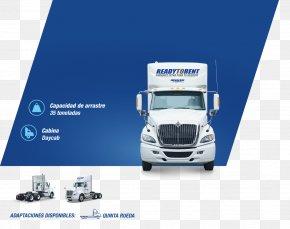 Truck - Truck Tractor Unit Metric Ton Cargo Largo Units Of Measurement PNG