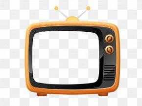 Orange TV - Television Show Clip Art PNG