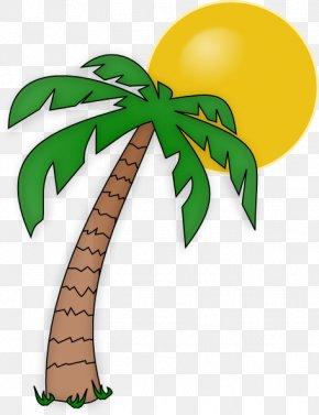 Palm Cliparts - Arecaceae Tree Date Palm Clip Art PNG