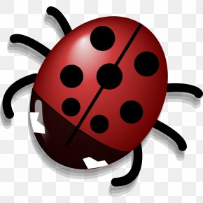 Clip Art Ladybug - Clip Art Vector Graphics Image Openclipart Ladybird Beetle PNG