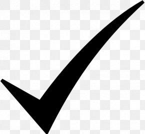 Black Check Mark - Check Mark Symbol Clip Art PNG