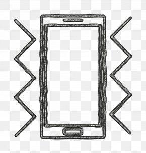 Rectangle Vibrate Icon - Call Icon Computer Icon Internet Icon PNG