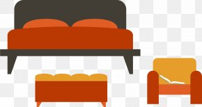 Poster Bed Sofa Stool Element - Table Bed Couch Stool Poster PNG