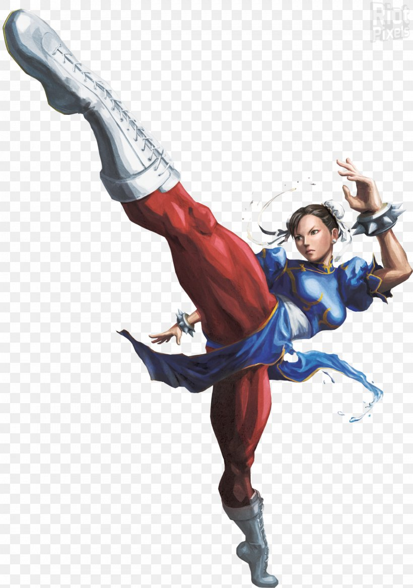 Chun Li Street Fighter Ii The World Warrior Super Street