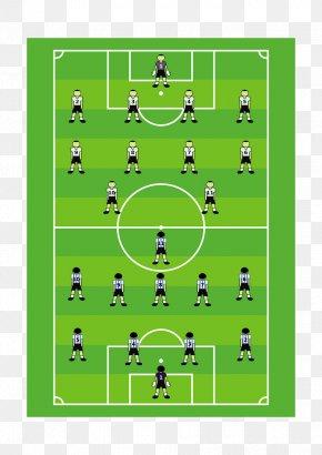 Football - Football Pitch Athletics Field Clip Art PNG