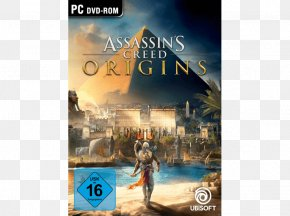 Figurine Assassin's Creed Origins - Assassin's Creed: Origins Assassin's Creed Syndicate Xbox One Video Games PNG