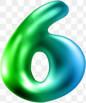 Number Six Transparent Clip Art - Number Six Aaron Doral Sharon