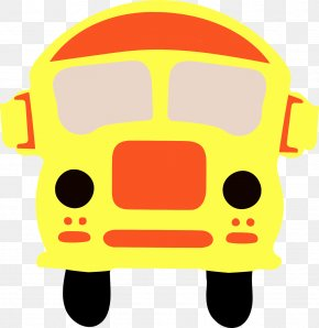 Bus Clip Art Clipartbold - School Bus Poland Clip Art PNG