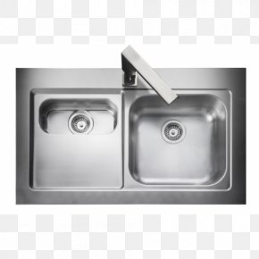 Kitchen Sink Material Download - Kitchen Sink Countertop Bathroom Stainless Steel PNG