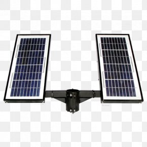 Solar Panel - Solar Street Light Solar Energy Solar Panels Solar Power PNG