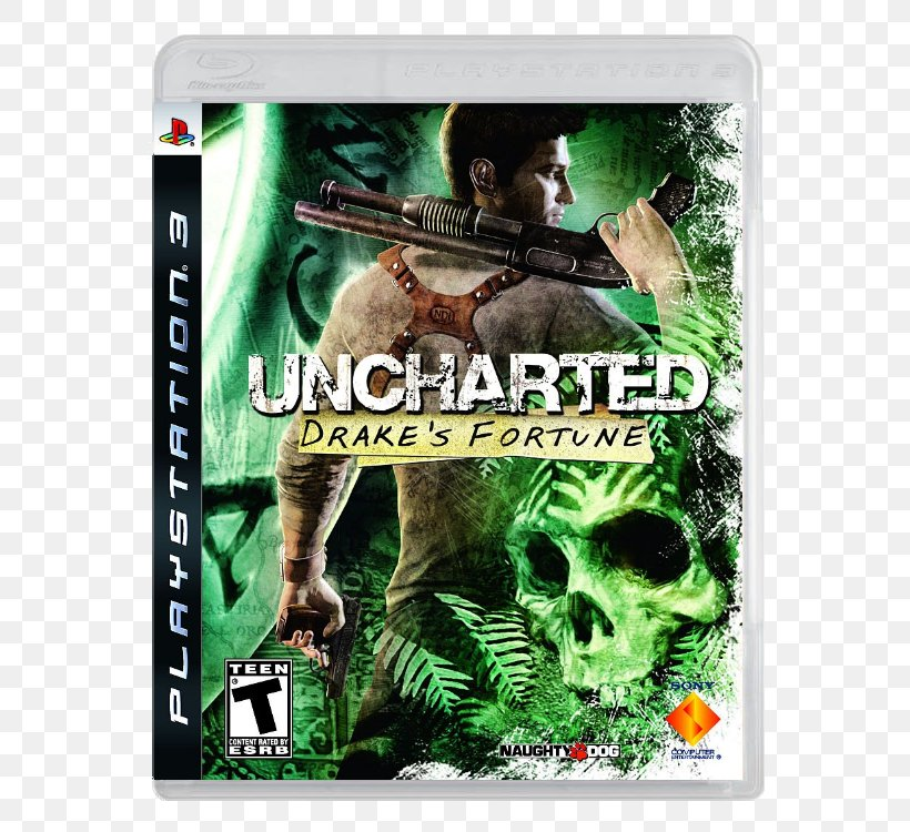 Uncharted Drake S Fortune Uncharted 2 Among Thieves Uncharted 3
