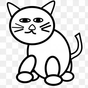 Boq Cliparts - Congenital Sensorineural Deafness In Cats Kitten Dog Clip Art PNG