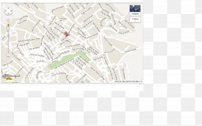 Map - Paper Map Line Design M PNG