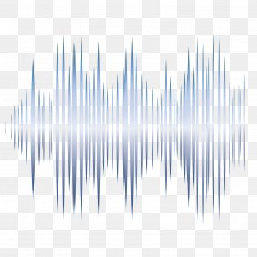 Blue Sonic - Sound Acoustic Wave PNG