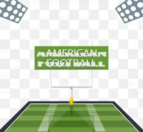 American Football Field - American Football Tablet Stock Photography PNG