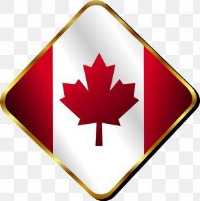 Canada - Flag Of Canada Maple Leaf PNG