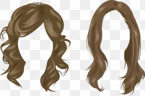 Long Hair - Hairstyle Beauty Parlour Artificial Hair Integrations PNG