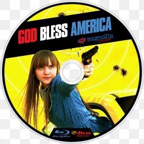 United States - Tara Lynne Barr God Bless America United States Film Blu-ray Disc PNG