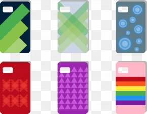 Various Patterns Of Mobile Phone Shell - Feature Phone Smartphone Mobile Phone PNG