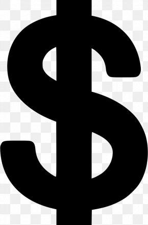 Dollar - Clip Art Dollar Sign Currency Symbol Image United States Dollar PNG