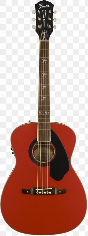 Electric Guitar - Fender Stratocaster Acoustic-electric Guitar Steel-string Acoustic Guitar PNG