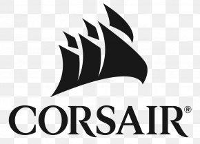 CORSA - Corsair Components Logo DDR4 SDRAM PNG