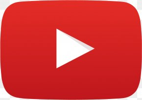 Youtube Play Button - YouTube Red Logo Clip Art PNG