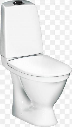 Toilet - Gustavsberg, Värmdö Municipality Flush Toilet Porcelain Shower PNG